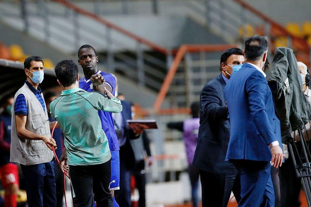باشگاه استقلال علیه شیخ دیاباته!