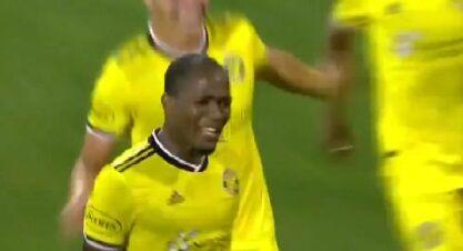 ویدیو| گل زیبای دارلینگتون ناگبی، بهترین گل سال MLS