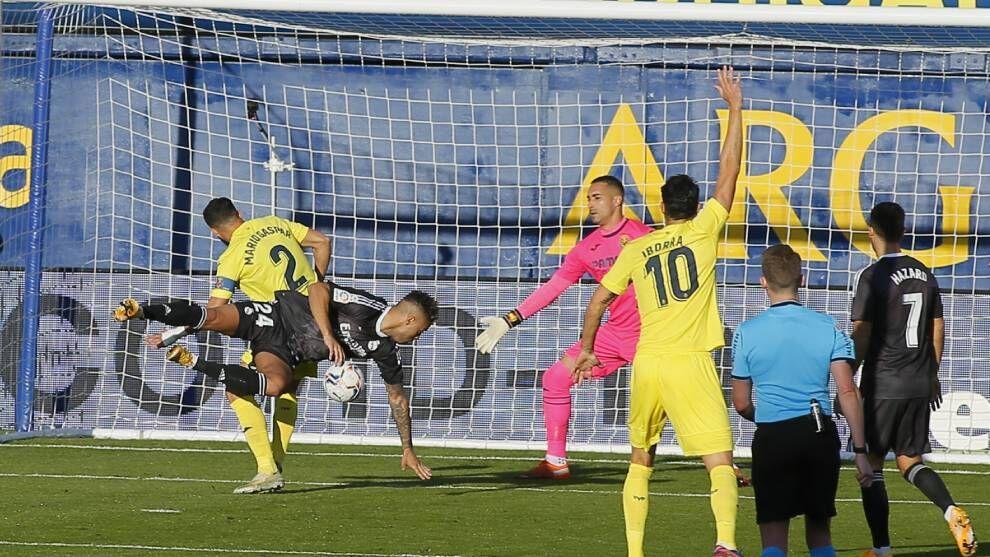 ویدیو  خلاصه بازی ویارئال ۱-۱ رئال مادرید