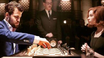 واکنش جالب مگنوس کارلسن، قهرمان شطرنج جهان به سریال «گامبی وزیر»