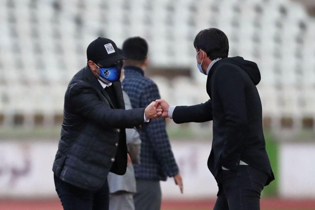 مهدی تارتار: دوست دارم لیگ برتر تعطیل شود