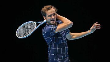 قهرمانی مقتدرانه دنیل مدودوف در جهان تنیس
