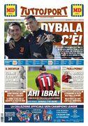 روزنامه توتو| دیبالا اینجاست!