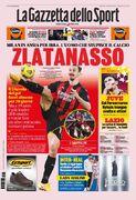 روزنامه گاتزتا| زلاتاناسو