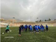 برگزاری تمرین استقلال در غیاب یزدانی