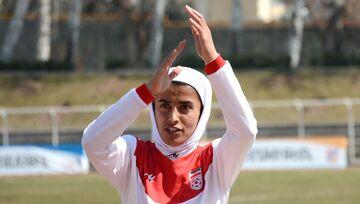 خداحافظی سارا قمی، کاپیتان تیم ملی فوتبال بانوان ایران