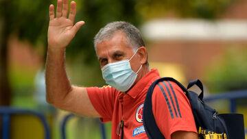 اخراج کارلوس کیروش برای بازیکنان کلمبیا مهم نبود!