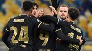 ویدیو| خلاصه بازی دیناموکیف ۰-۴ بارسلونا