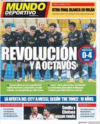 روزنامه موندو| انقلاب و هشتتا