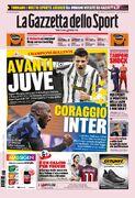 روزنامه گاتزتا| حمله یووه