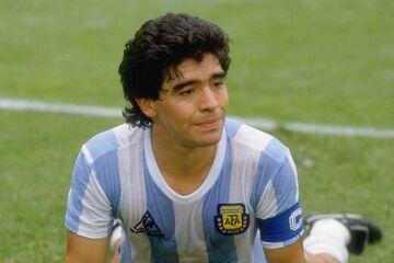 ویدیو| ۵ گل برتر دیگو مارادونا در جام جهانی به انتخاب فیفا