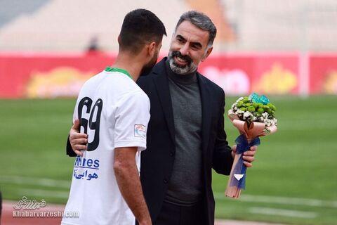 هفته سوم لیگ برتر استقلال ماشین سازی