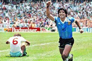 ویدیو| گل دیگو مارادونا که به دست خدا معروف شد