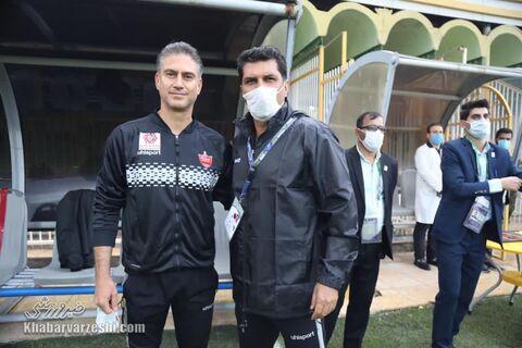هفته سوم لیگ برتر نفت مسجد سلیمان پرسپولیس