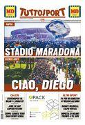 روزنامه توتو| ورزشگاه مارادونا