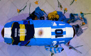 وصیتنامه جالب مارادونا: میخواهم مومیایی شوم