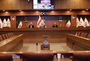 پخش زنده مجمع فدراسیون با محوریت تصویب اساسنامه جدید