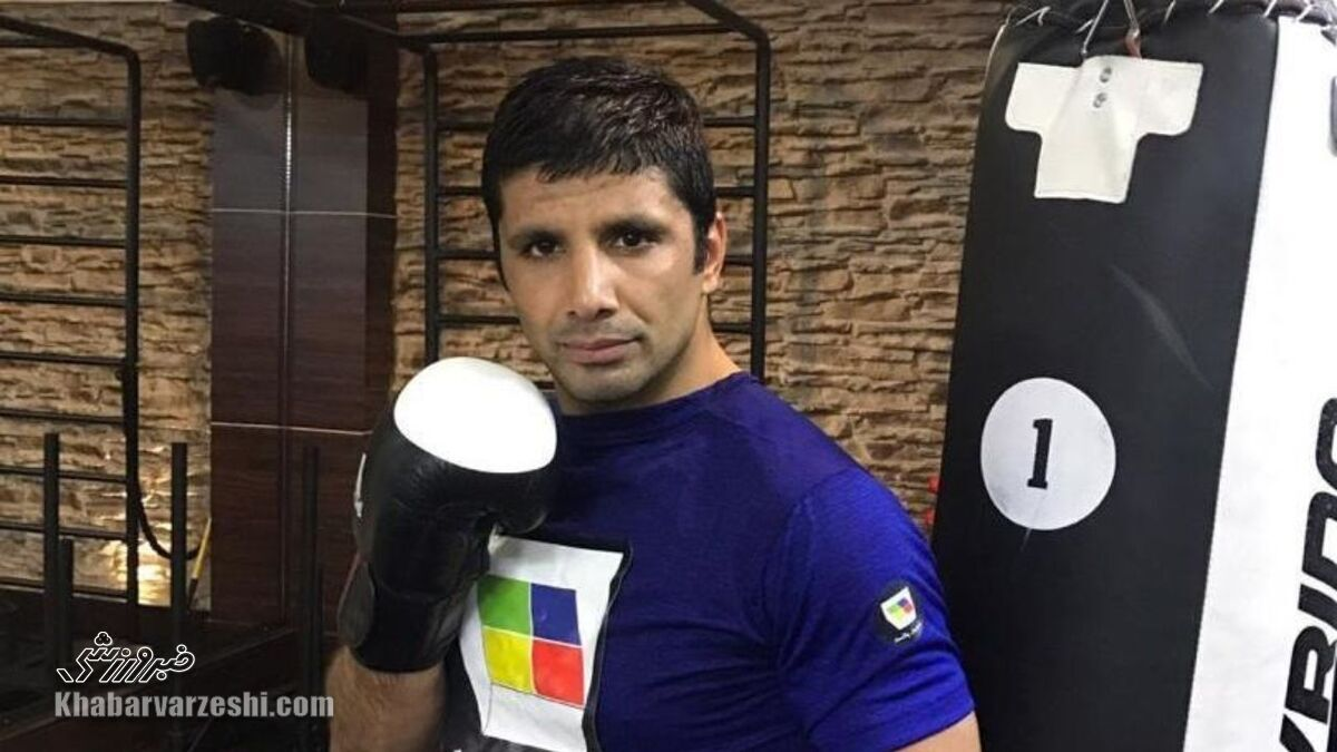 کاپیتان تیم ملی کاراته در MMA