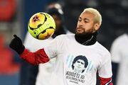 عکس روز| حرکت جالب پاریسیها برای مارادونا