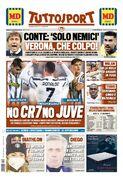 روزنامه توتو| نه CR7، نه یووه