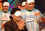 وقتی مارادونا حامی بزرگ فوتبال نابینایان شد