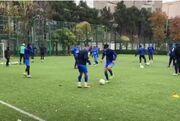 ویدیو| لحظاتی از تمرین امروز تیم استقلال