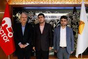 واکنش نصیرزاده به شایعه برکناری منصوریان
