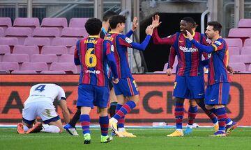 ویدیو| خلاصه بازی بارسلونا ۴-۰ اوساسونا