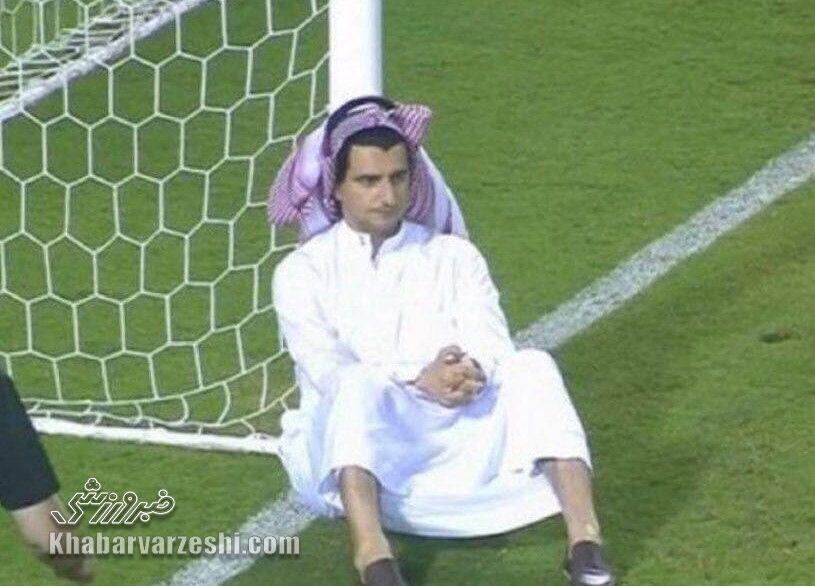 عبدالرحمن الحلافی، مدیر جنجالی النصر عربستان استعفا داد!