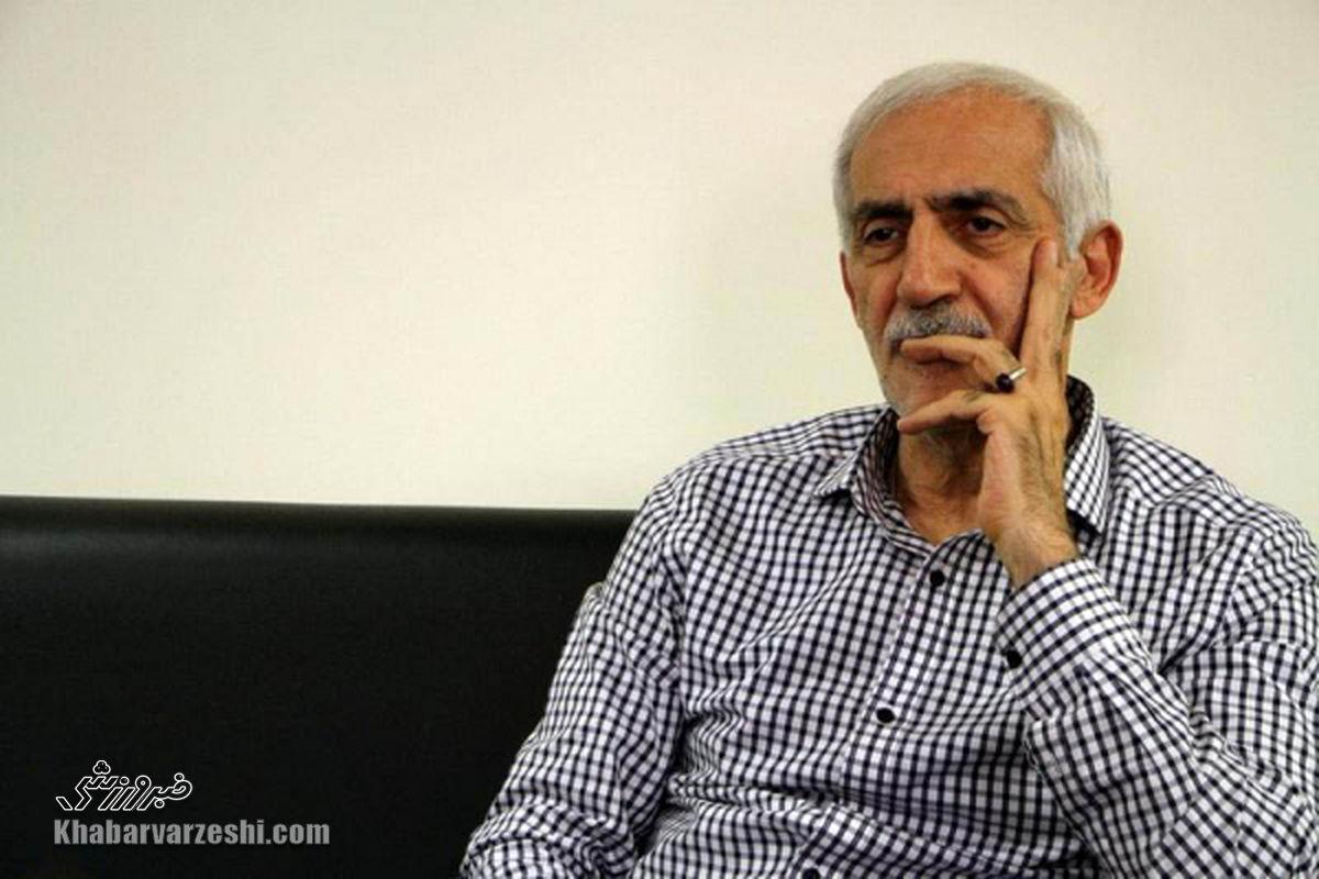 محمد دادکان در آستانه مدیرعاملی پرسپولیس؟