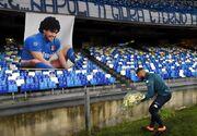 تغییر نام ورزشگاه خانگی ناپولی به «مارادونا»