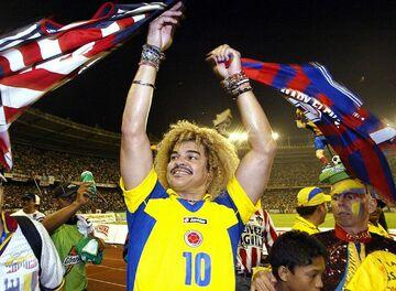 انتقادهای کارلوس والدراما ستاره سابق کلمبیا از عملکرد کارلوس کیروش