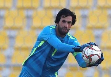 سنگربان حریف ایران کرونا را شکست داد