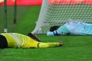 جریمه آتش بازی در لیگ برتر!