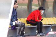 گلمحمدی و پیروانی در جلسه حل مشکل سرپرست جنجالی