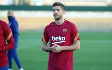 بازیکن بارسلونا کرونا گرفت