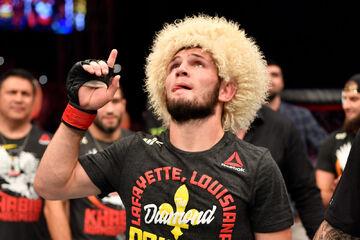 حبیب نورماگومدوف در چه صورتی به UFC برمیگردد؟