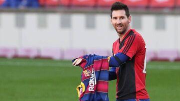 درآمدزایی باشگاه آرژانتینی از حرکت لیونل مسی