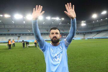 بهرنگ صفری، مدافع ایرانی تیم ملی سوئد از فوتبال خداحافظی کرد