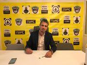 توافق کاپیتان پُرافتخار تیم ملیووشو با سازمان TGFC