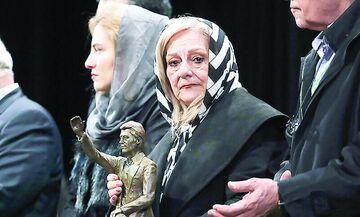همسر حجازی: اشکم درآمد؛ خوشحالم ناصرِ من این روزها را ندید