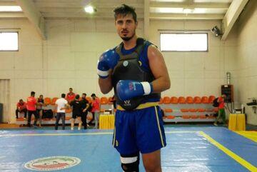 اولین پیروزی حمیدرضا قلیپور در MMA