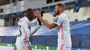 ویدیو| خلاصه بازی رئال مادرید ۲-۰ مونشن گلادباخ