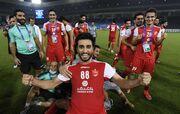 AFC مختصات لباس پرسپولیس را تأیید کرد