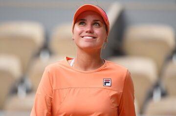 سوفیا کنین، بهترین تنیسباز زن سال ۲۰۲۰؛ درخشش در سال پدیدهها