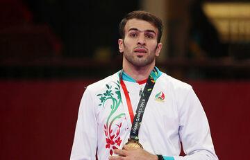 بهمن عسگری: حذف کاراته، غلط بود