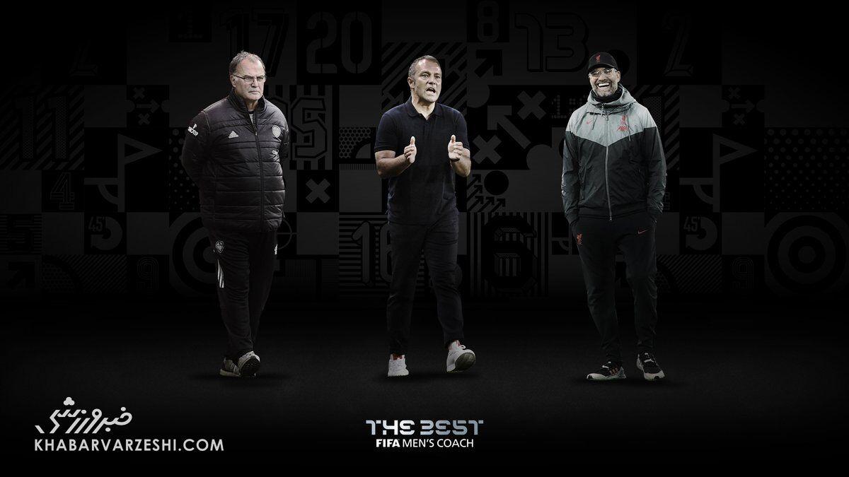 بهترینهای فیفا 2020 (بهترین مربی مردان)