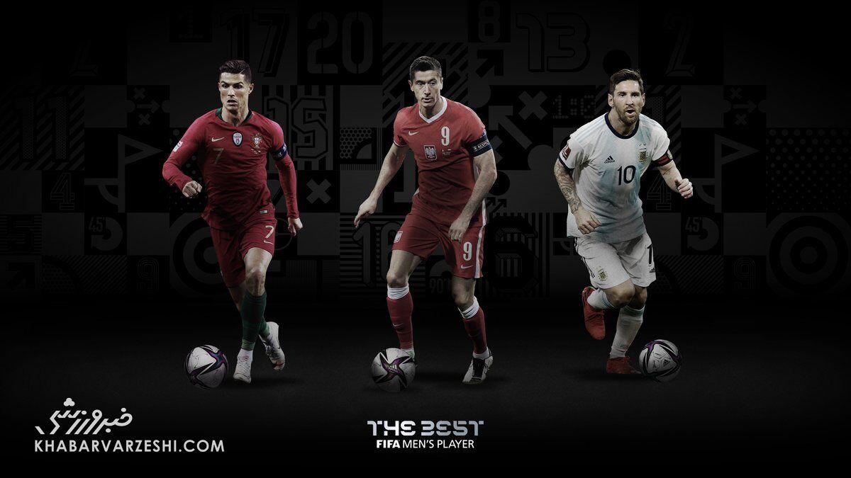 بهترینهای فیفا 2020 (بهترین بازیکن مردان)