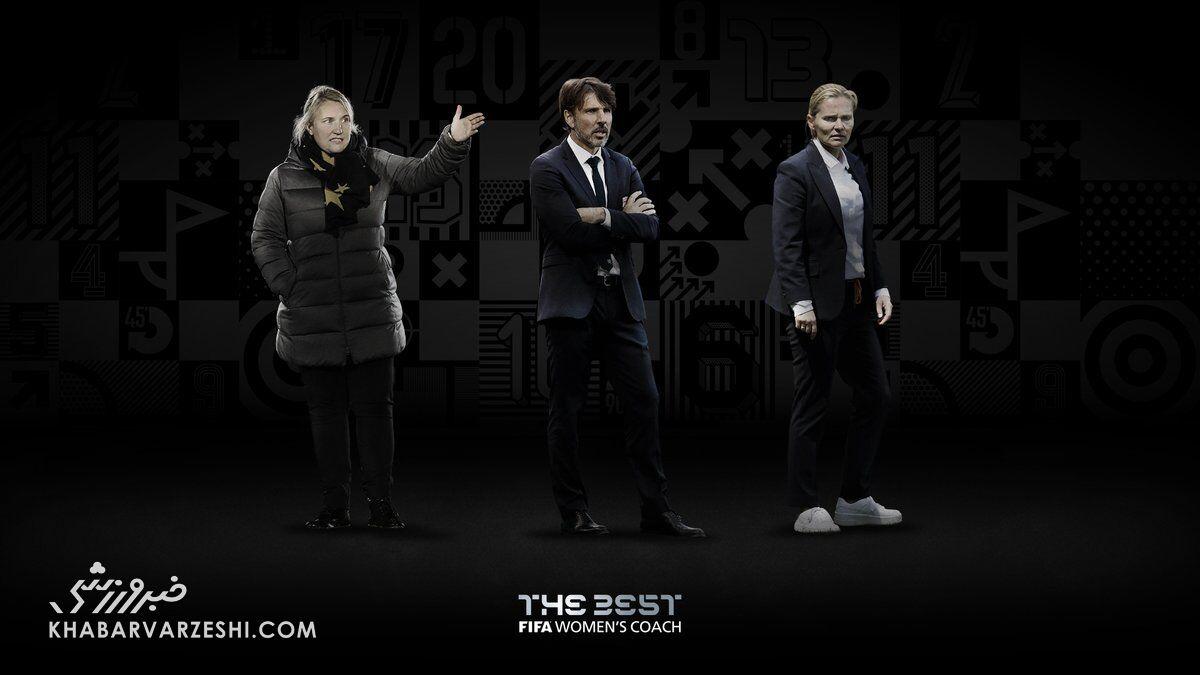 بهترینهای فیفا 2020 (بهترین مربی زنان)