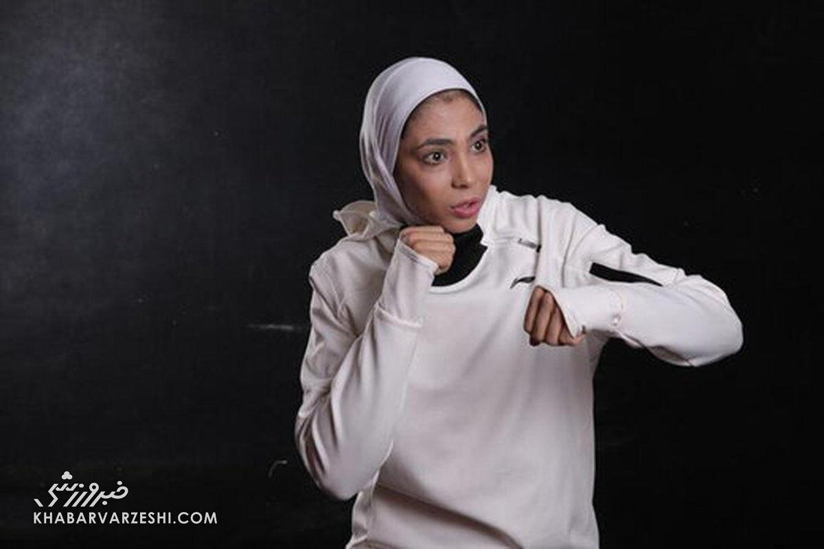 سهیلا منصوریان: قویتر از گذشته برای وطنمان میجنگم